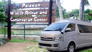 VAN RENTAL-palawan city proper